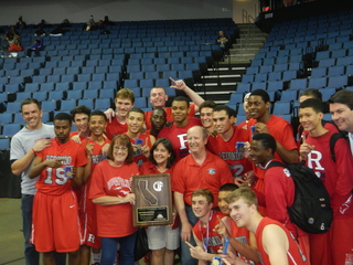RUHS Baskeball State Champs