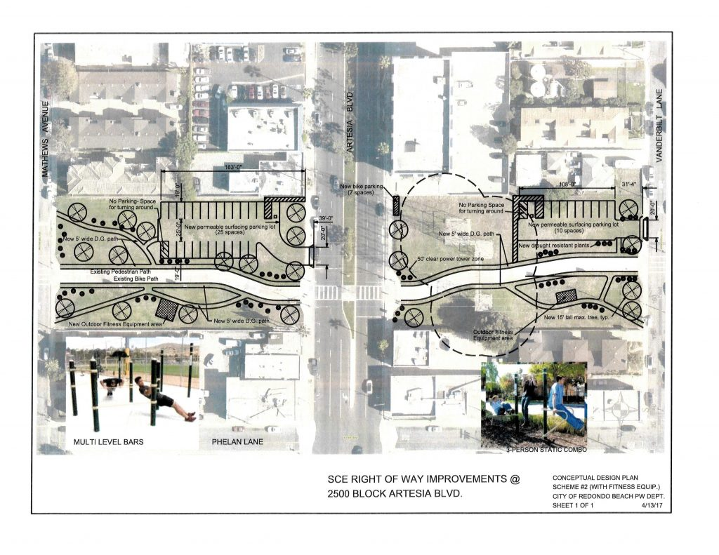 SCE RIGHT OF WAY IMPROVMENTS - 25