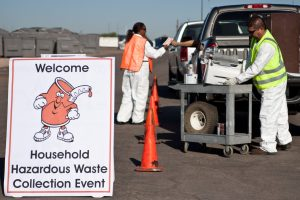 RB Household Hazardous Waste Collection Event @ RB Performing Arts Center