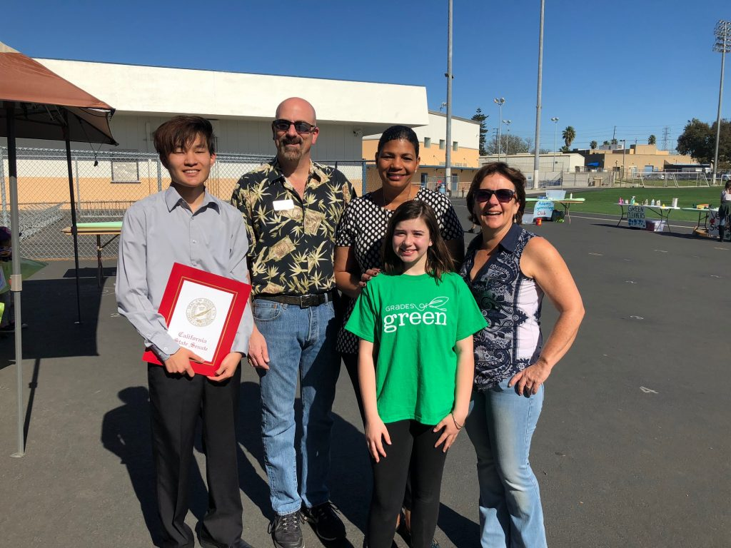 Adams Middle School Green Festival
