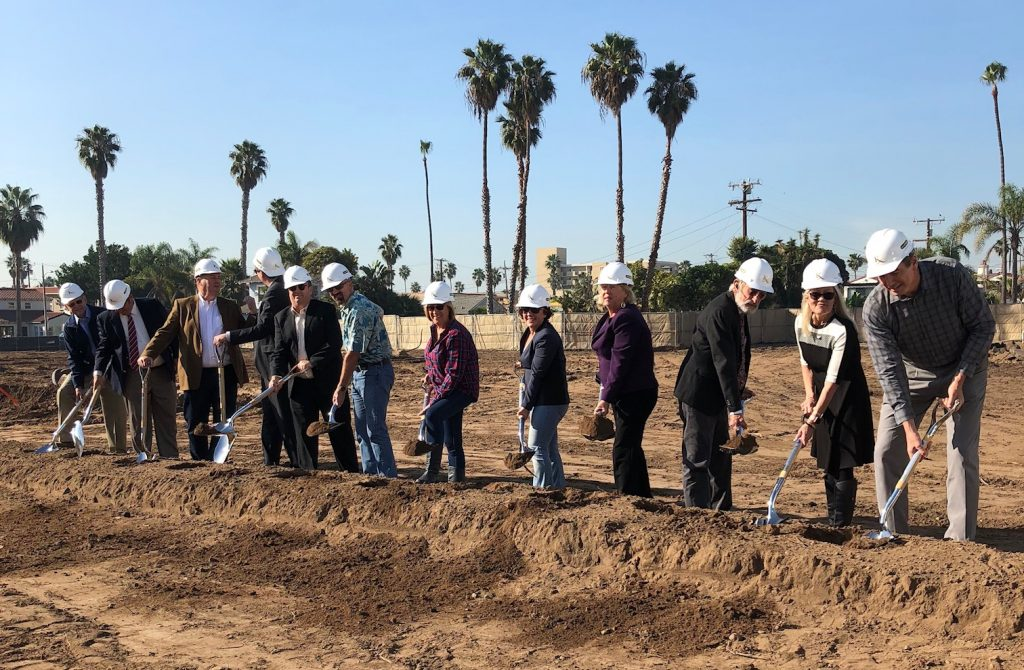 Ground Breaking for Kensington Senior Facilities