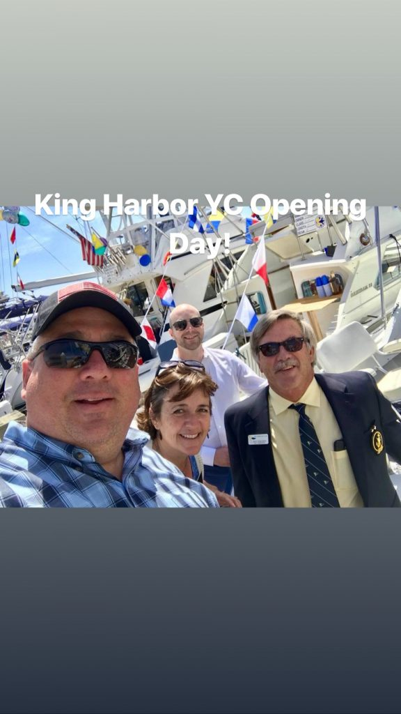King Harbor YC Opening Day